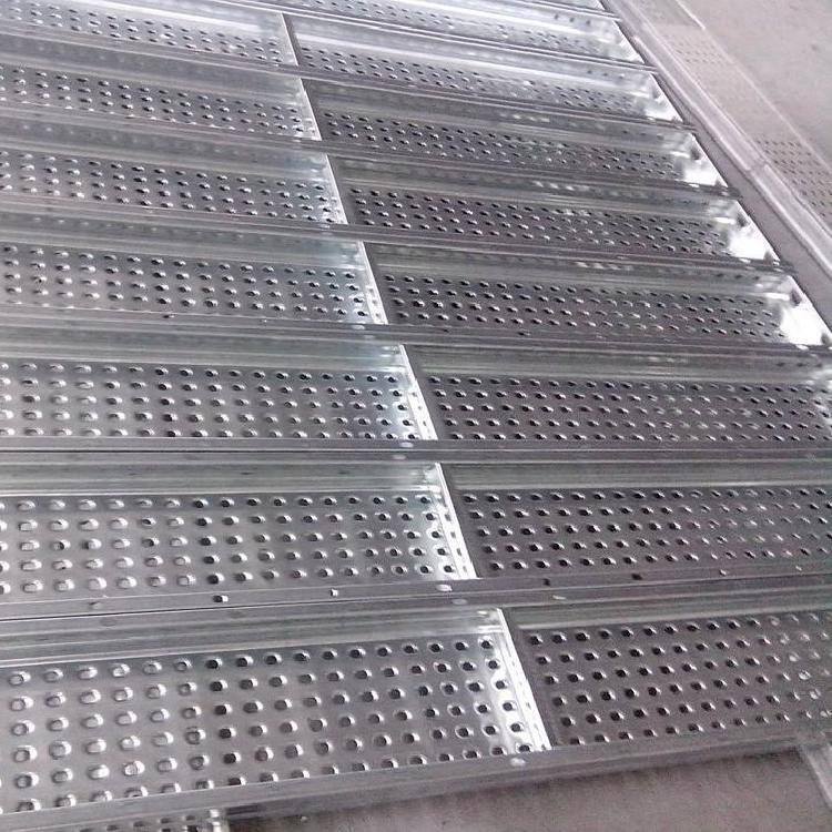 型号齐全 建筑跳板厂家 建筑钢跳板生产厂家 加工定制