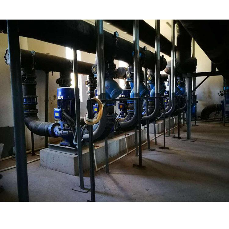 地热井供暖机组