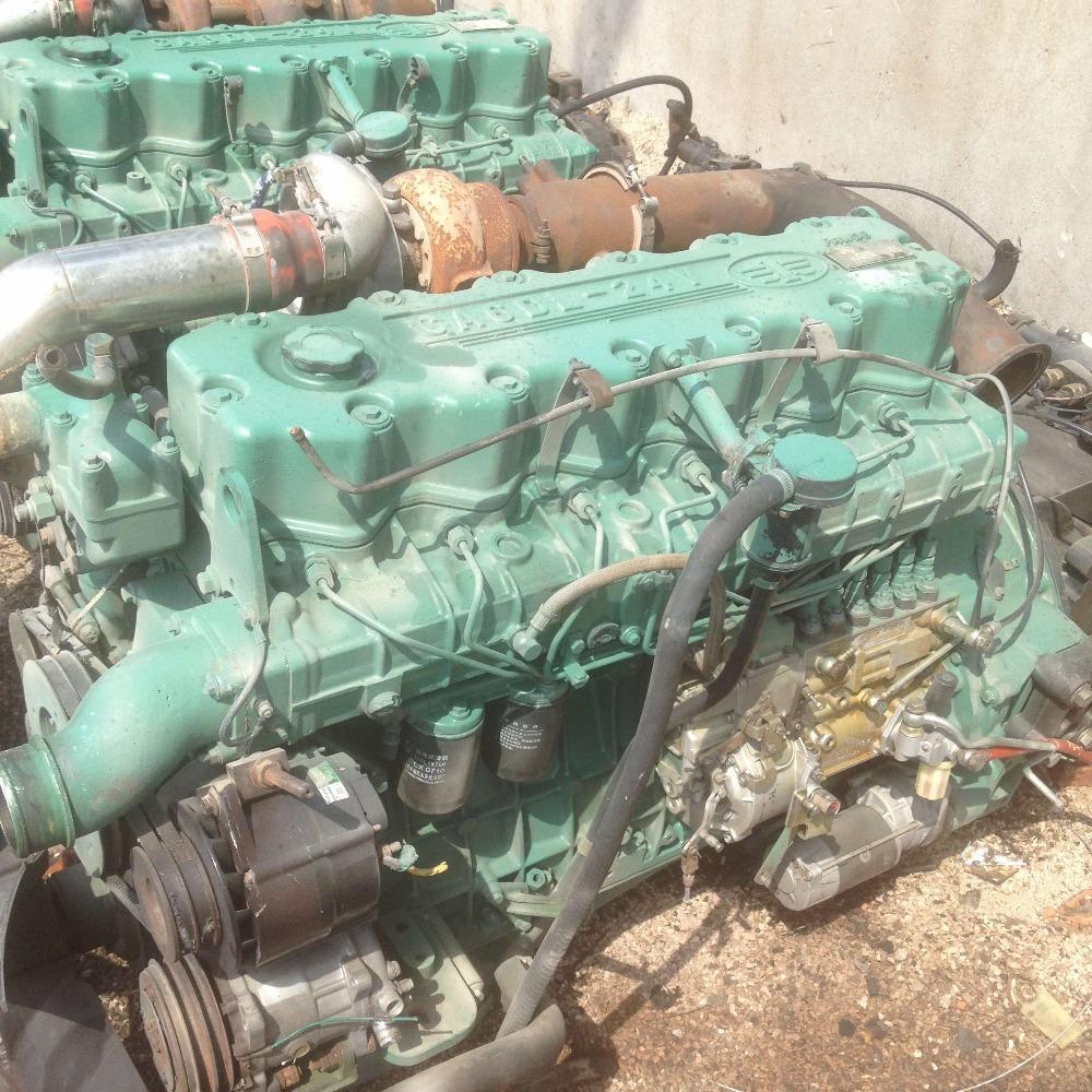 奥威350电喷发动机 锡柴奥威310 330 350马力柴油大泵电喷发动机总成