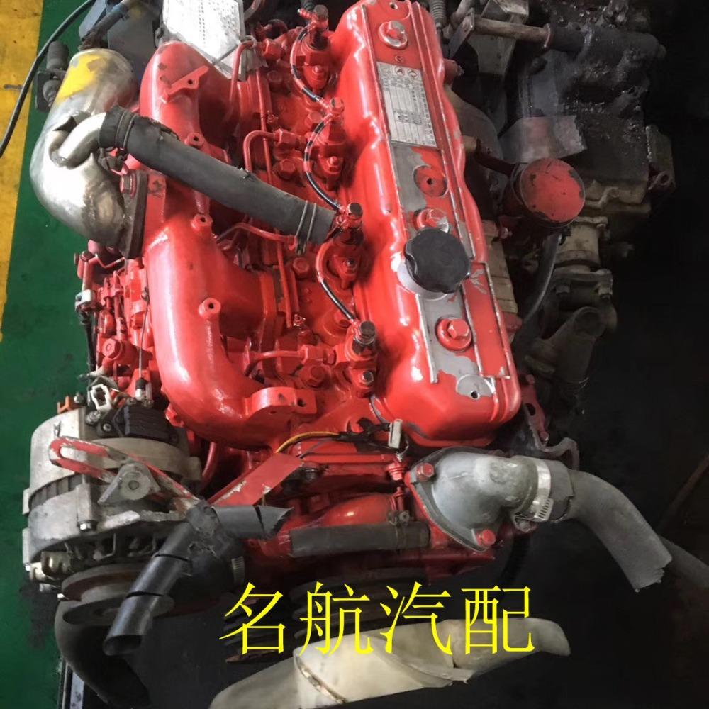 朝柴4100 4102发动机总成 朝柴4102发动机