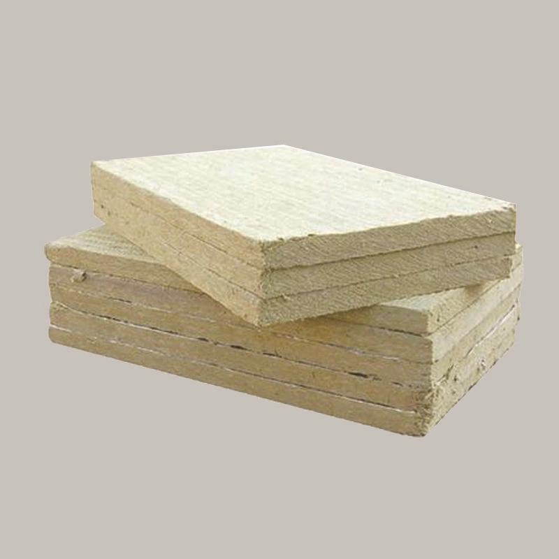 岩棉复合板 憎水屋面隔音保温岩棉板