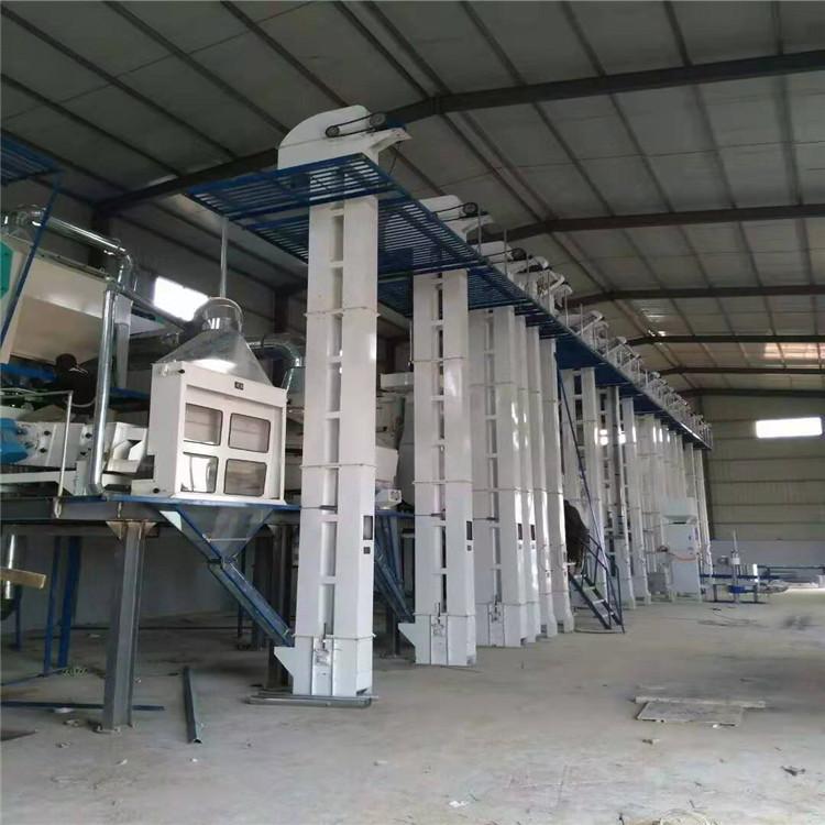 优质供应 成套小米加工机械 大米加工设备厂