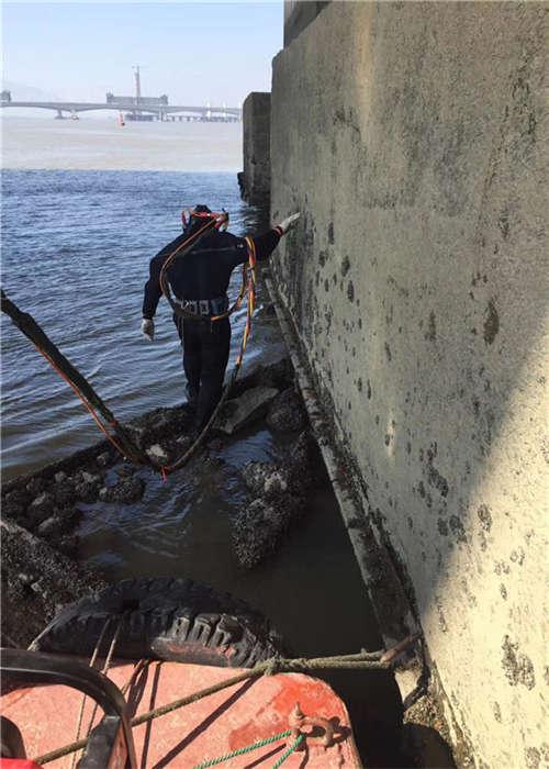 昆明市水下堵漏公司-承接各地
