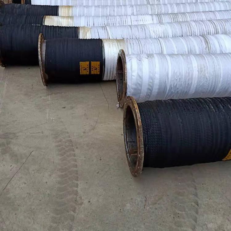 中美 大口径胶管 夹布大口径胶管 支持定制 厂家直销