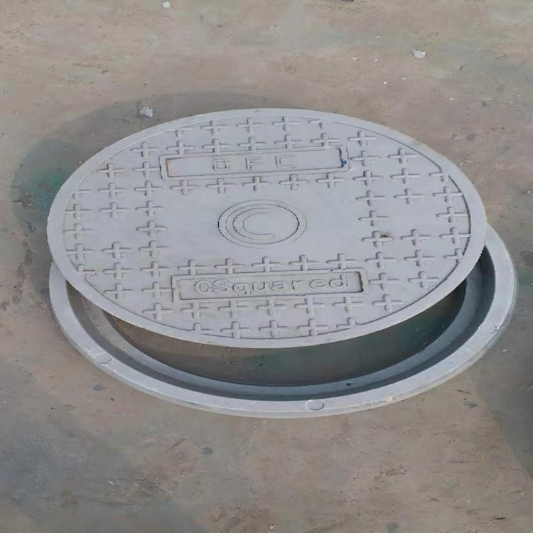 立伟 玻璃钢井盖 排水检查井 雨水篦子
