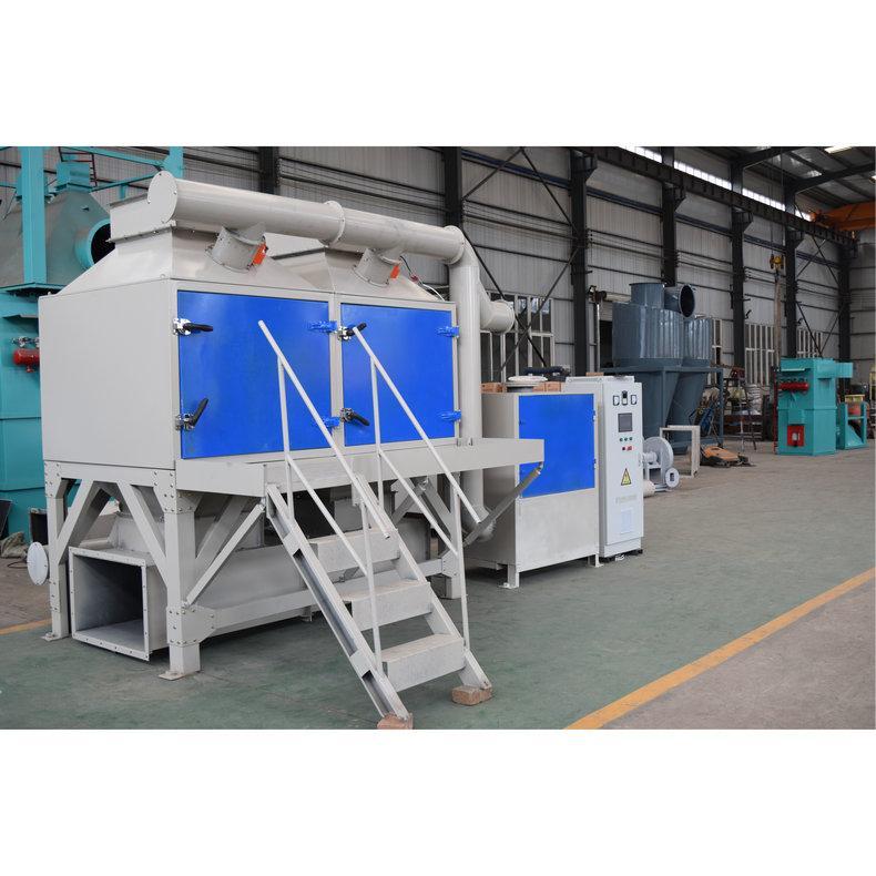 催化燃烧设备 空气净化设备 催化燃烧炉