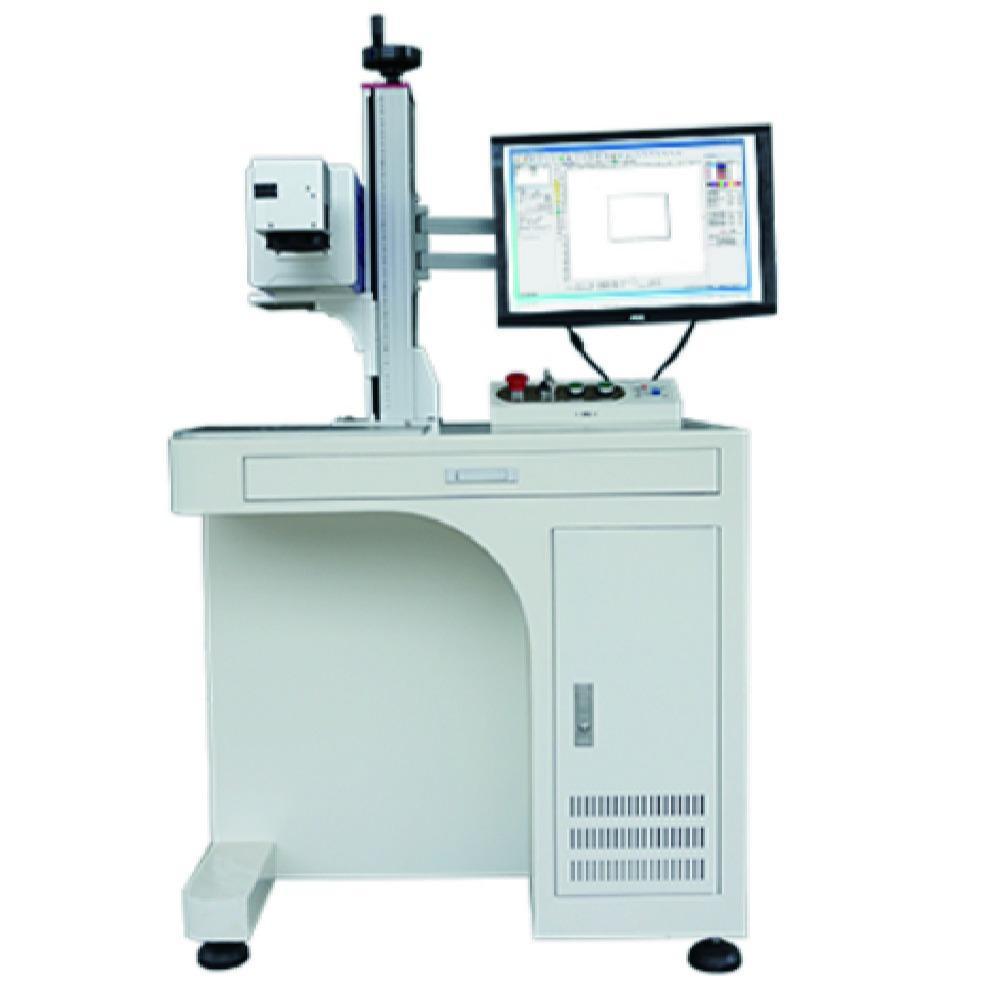 二氧化碳激光打标机 非金属产品包装盒木板亨奇激光