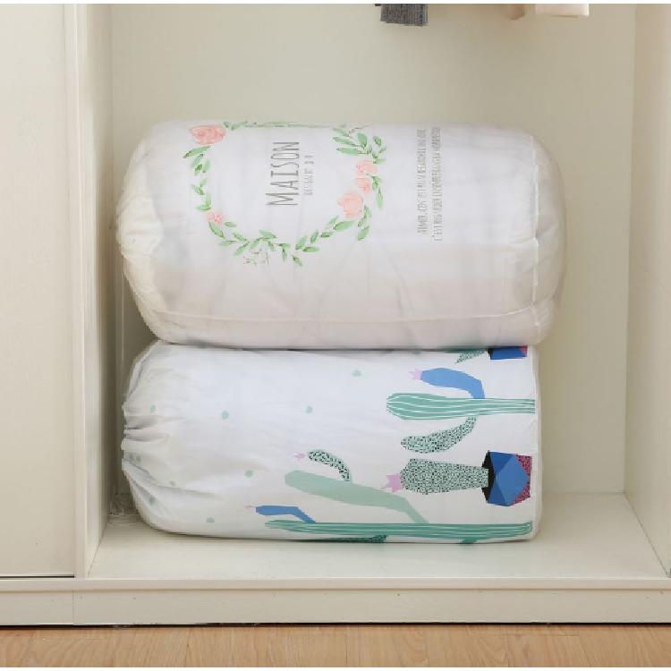 2019新款束口收纳袋家用防潮防水被子整理袋