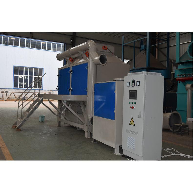 催化燃烧设备 空气净化处理设备 催化燃烧炉