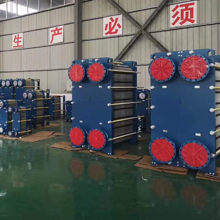 板式换热器 换热机组 厂家直销采暖设备 换热效率高 使用寿命长
