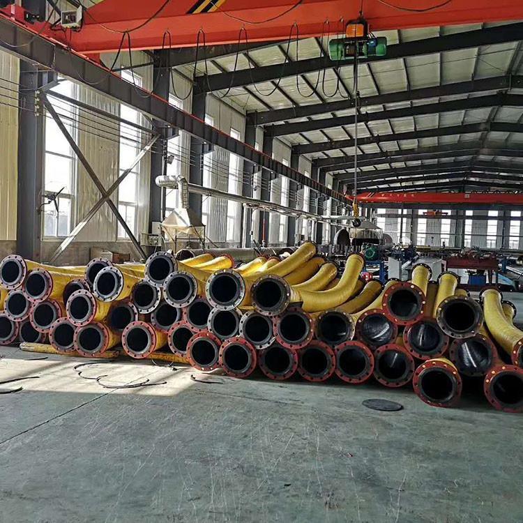 厂家定制 大口径胶管 钢丝缠绕胶管油田专用胶管