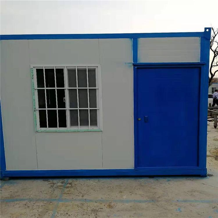 住人集装箱-普通集装箱-活动房