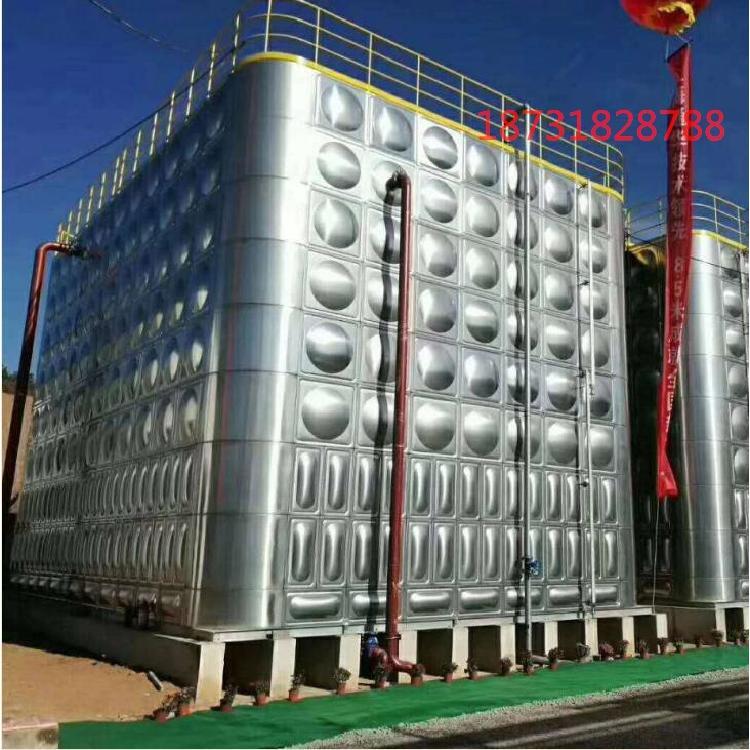 304不锈钢生活水箱-供应优质-不锈钢水箱