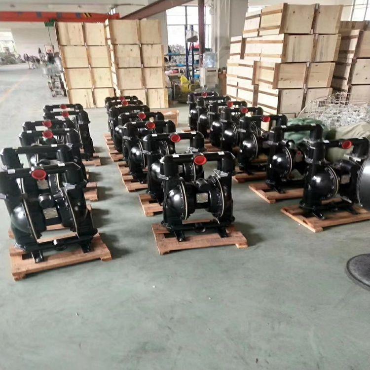 气动隔膜泵工作原理 气动隔膜泵扬程高 气动隔膜泵工作原理图片