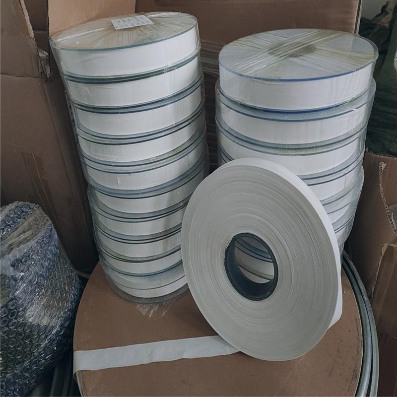 聚四氟乙烯电线缠绕带 电线专用中间隔膜 PTFE扎带 厂家生产