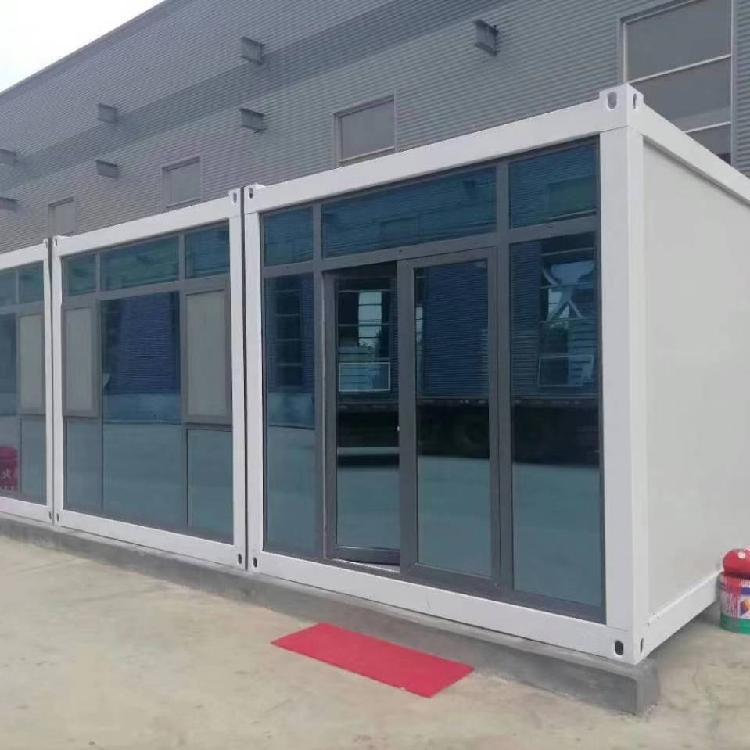 防水防火住人集装箱活动板房出售价格