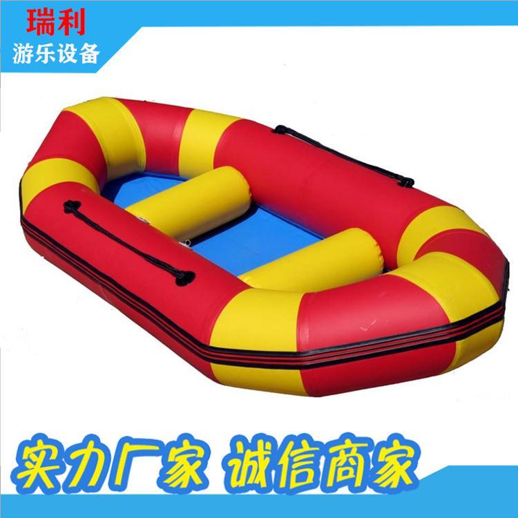 加厚漂流船 河南加厚漂流船价格 瑞利游乐设备 价格优惠 耐磨防晒
