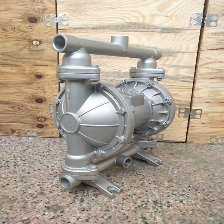矿用气动隔膜泵型号参数 气动隔膜泵工作原理 气动隔膜泵图片
