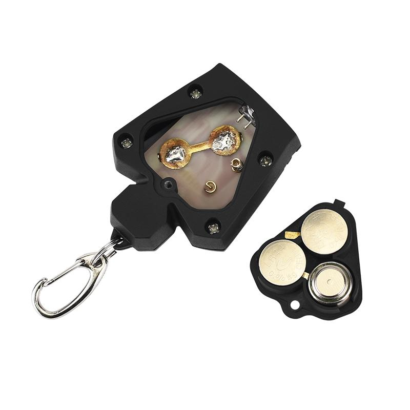 厂家直销 钥匙扣灯 夜间警示照明灯 钥匙扣灯 创意礼品电子灯