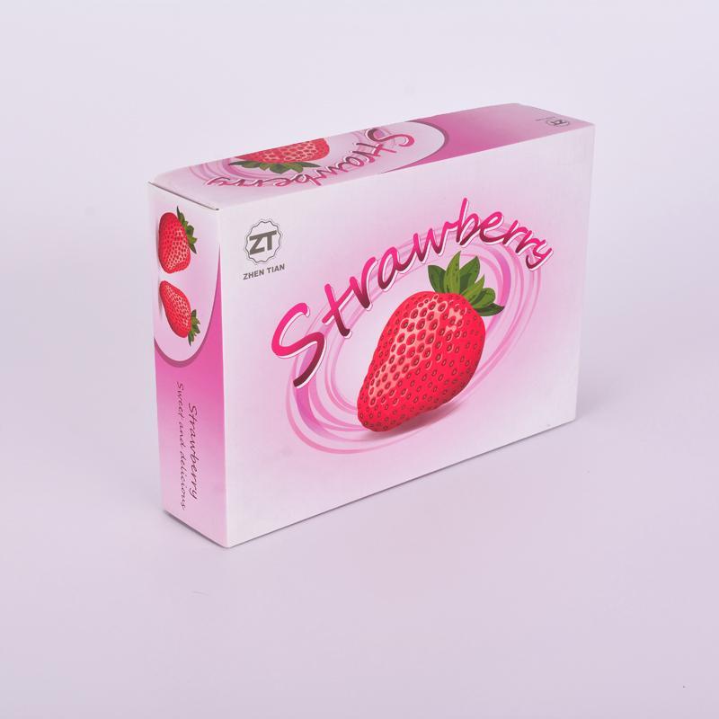德诺包装价格合理的水果包装盒厂家直销中山厂家设计生产