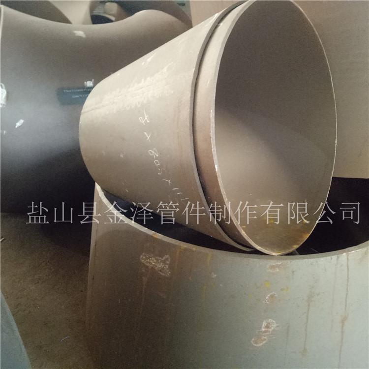 河北金泽钢制异径管同心大小头生产厂家
