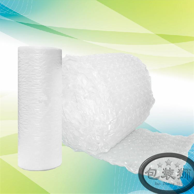 电商快递打包裹包膜厂家直销优质缓冲气垫膜抗震防摔