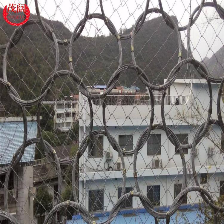 厂家实拍图片 热镀锌钛克网 拦石网 护坡网 茂阔品质保证