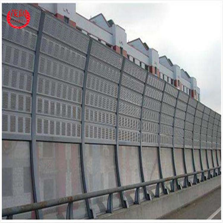 空调外机隔音屏 玻璃钢隔音声屏障 道路声屏障 特殊工艺