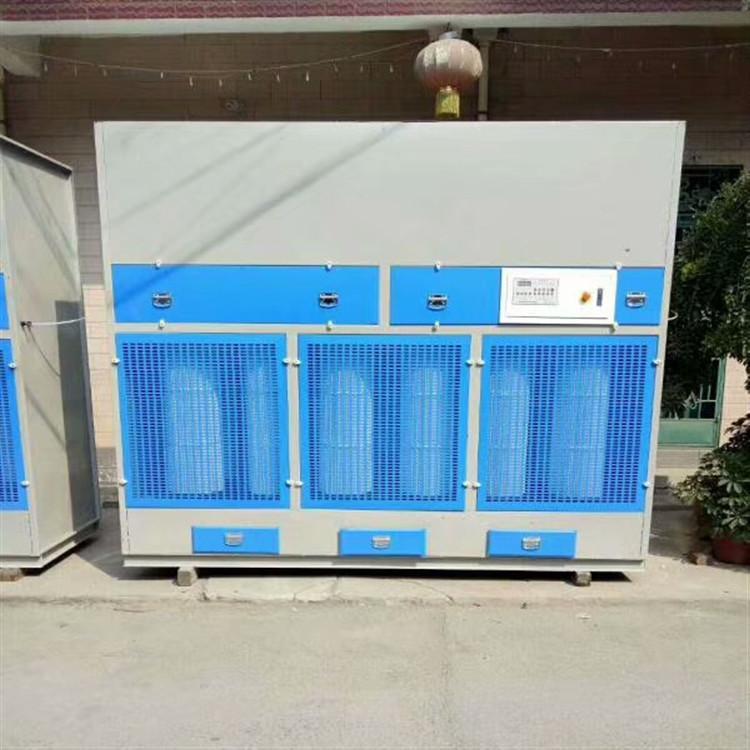 靖宇供应环保型干式打磨柜 脉冲打磨台吸尘柜