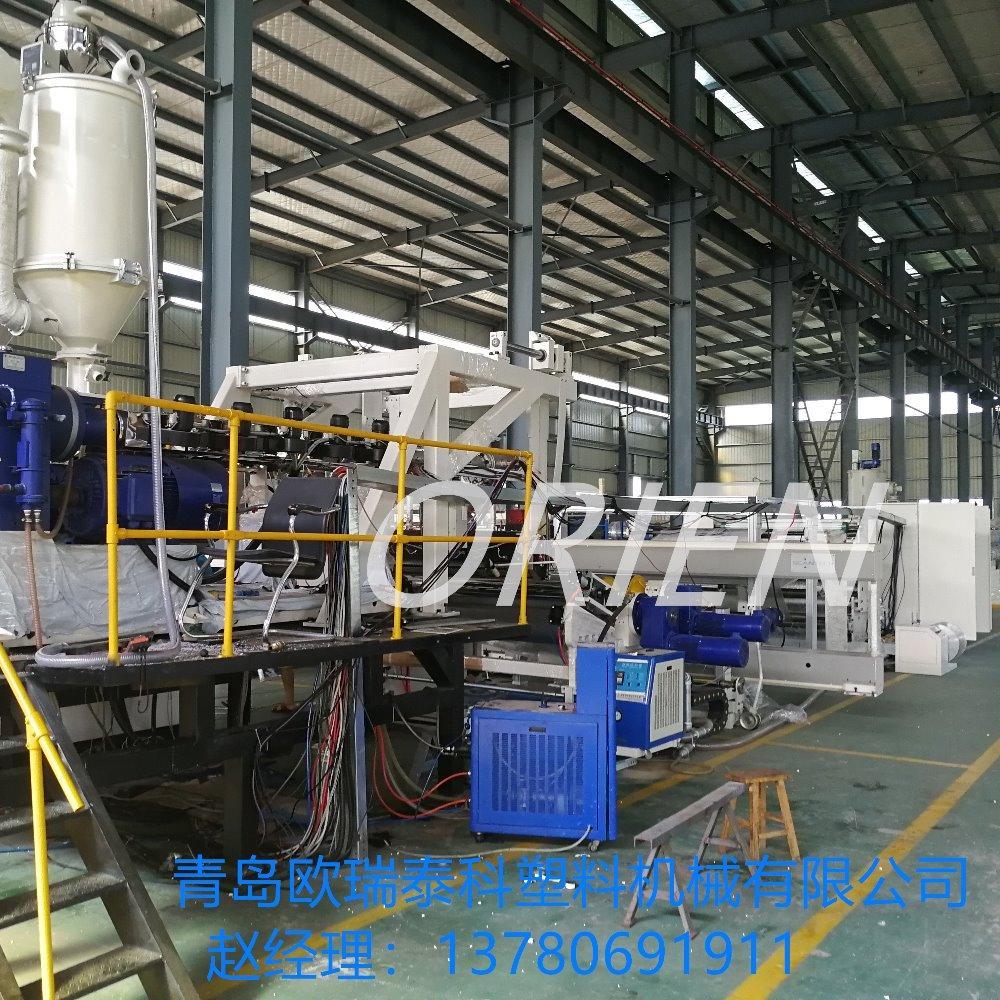 PVB中间膜生产线 欧瑞按需定制 玻璃中间膜设备 薄膜设备