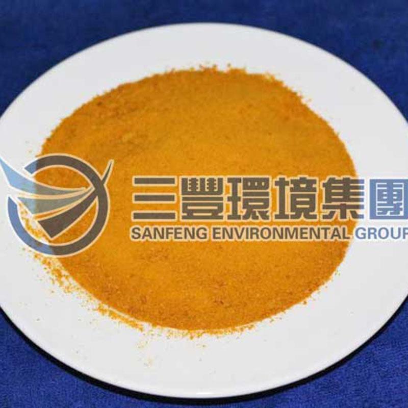 厂家直销 固体聚合硫酸铁 聚合硫酸铁 国家标准 量大从优 污水处理