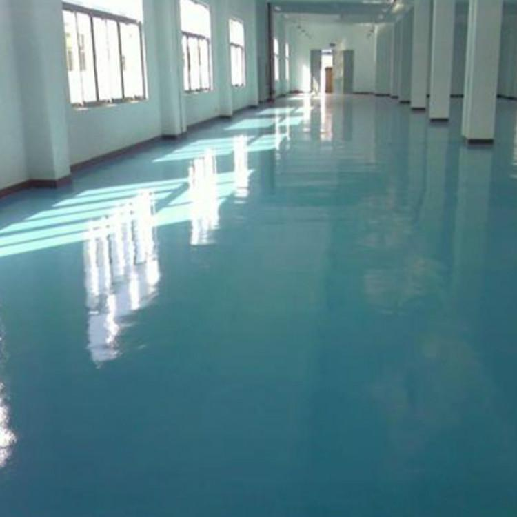 环氧自流平地坪 到重庆奥跃鑫 地坪厂家 多年施工经验
