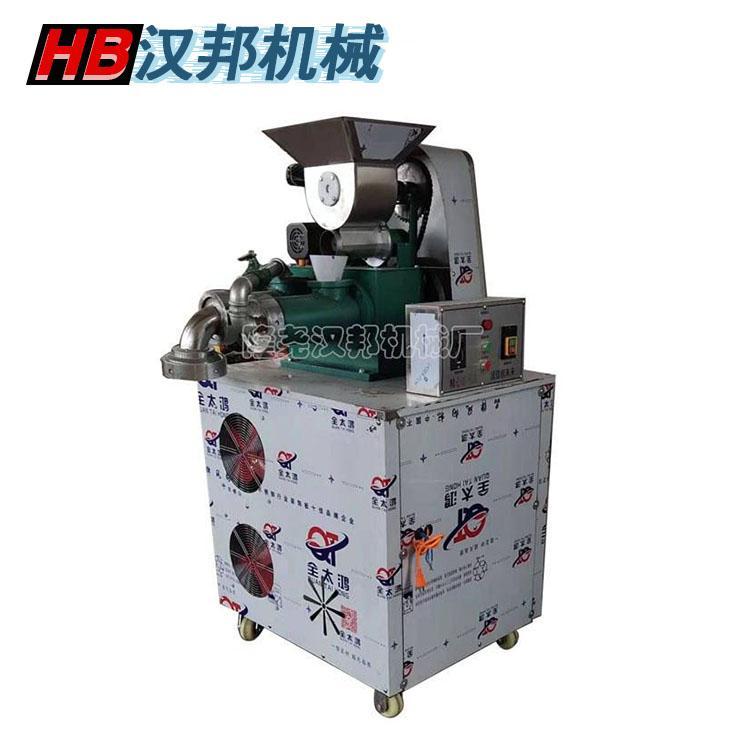 新式朝鲜冷面机 玉米面条机 全自动米线机 简单方便卫生