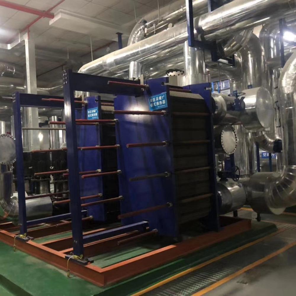 黑河板式换热器 板式换热机组厂家
