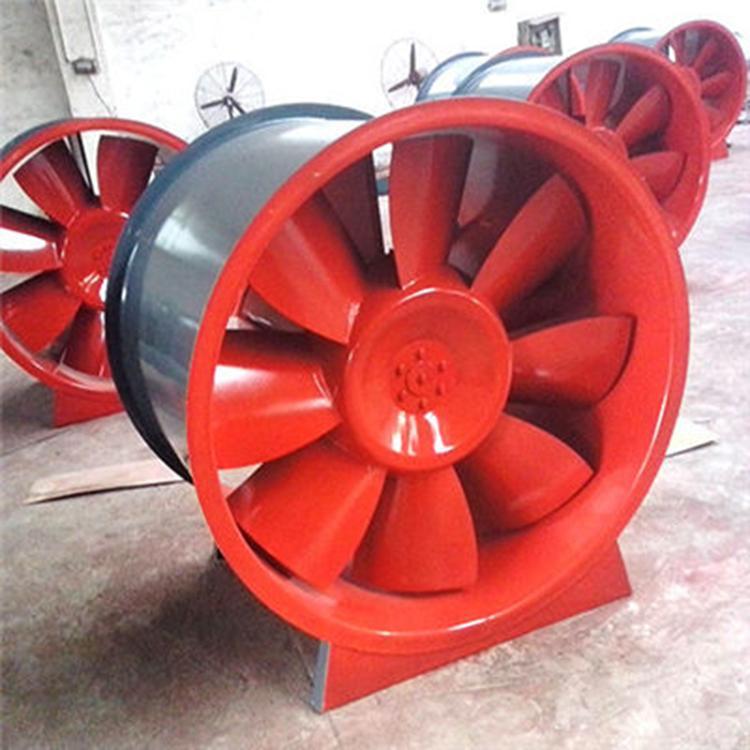 华冉厂家供应SWF-13#正压送风机 GXY单速双速管道风机就选华冉空调