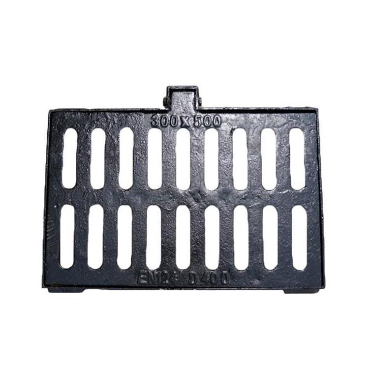 厂家生产 球墨铸铁篦子 重型铸铁雨水篦子 雨水沟盖板 定制