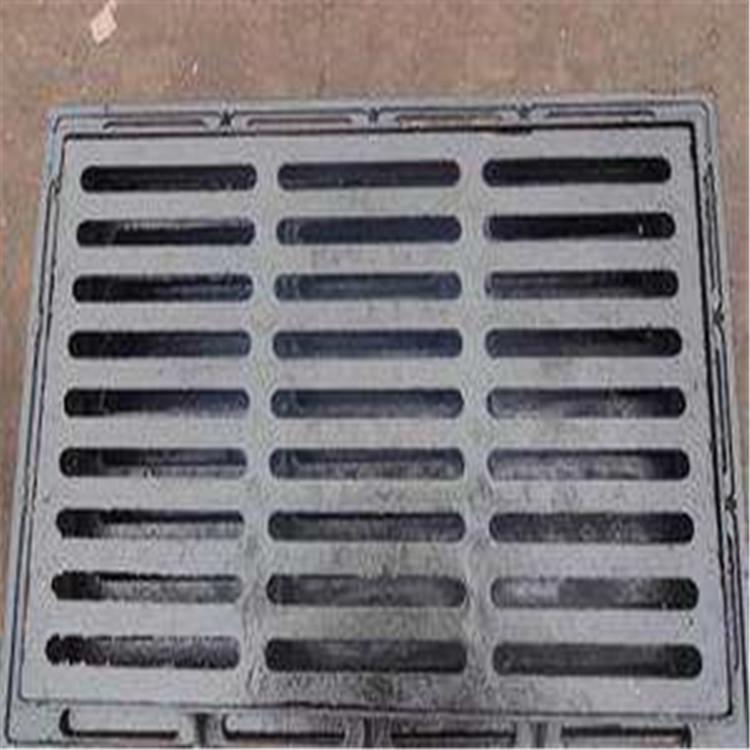 厂家直销市政道路球墨铸铁井盖雨水篦子 防沉降污水电力消防井盖