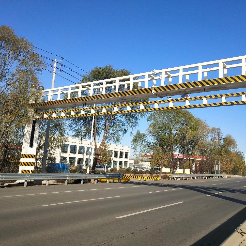 道路限高架 源头生产厂家直供安装智能升降限高杆