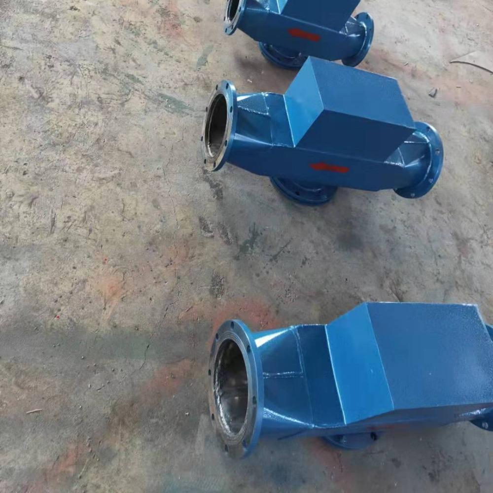 海特RCYA系列管道式永磁除铁器 浆料管道式除铁器