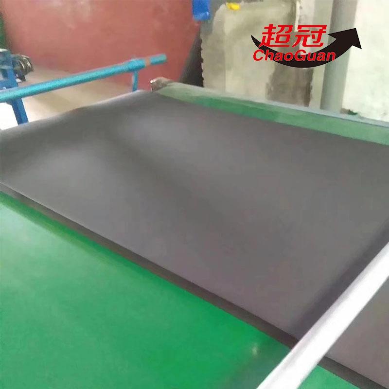 超冠 b1级橡塑板 耐高温隔热橡塑保温板