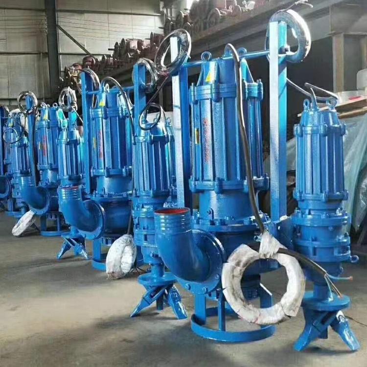 石英沙清淤泵-隰县清淤泵结构说明