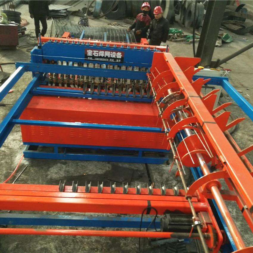 圈玉米网排焊机 建筑网片排焊机 厂家直销