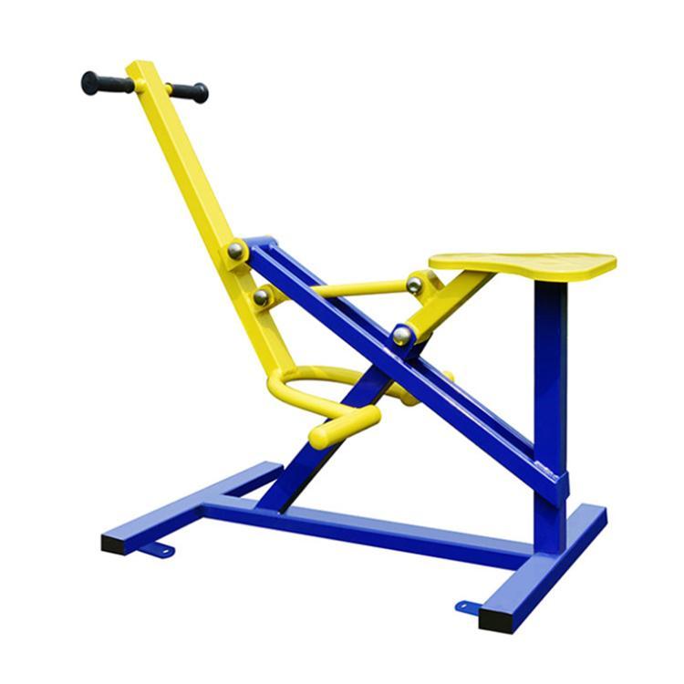 冠龙体育厂家直销 健身器材 健骑机 室外健身器材 骑马机 品质保障