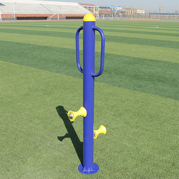 冠龙文体小区广场健身器材 室外健身路径 腿部训练器厂家定制 品质保障