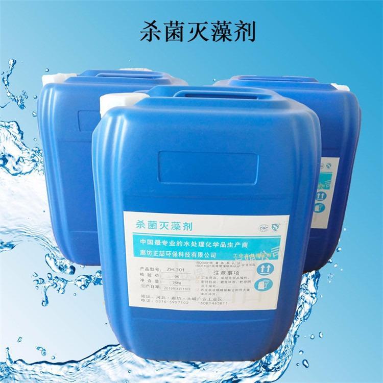 正喆杀菌灭藻剂 氧化性 1227非氧化性杀菌灭藻剂 除青苔绿藻