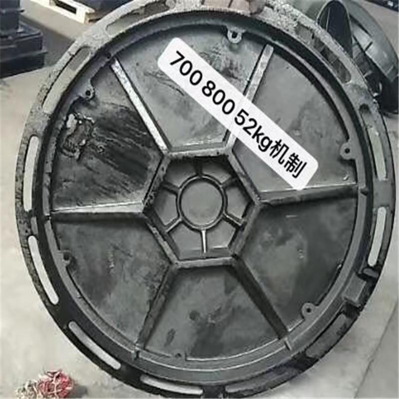 球墨铸铁井盖规格齐全 球墨铸铁井盖900X1000吕梁经销商