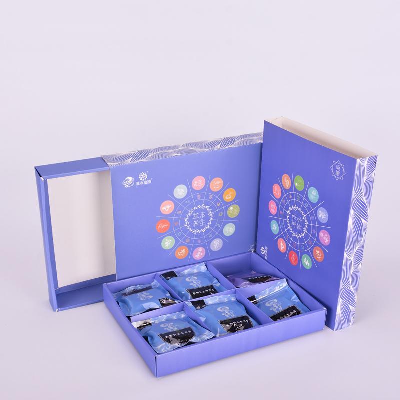 德诺包装化妆品礼盒批发现货济南包装盒订做厂家