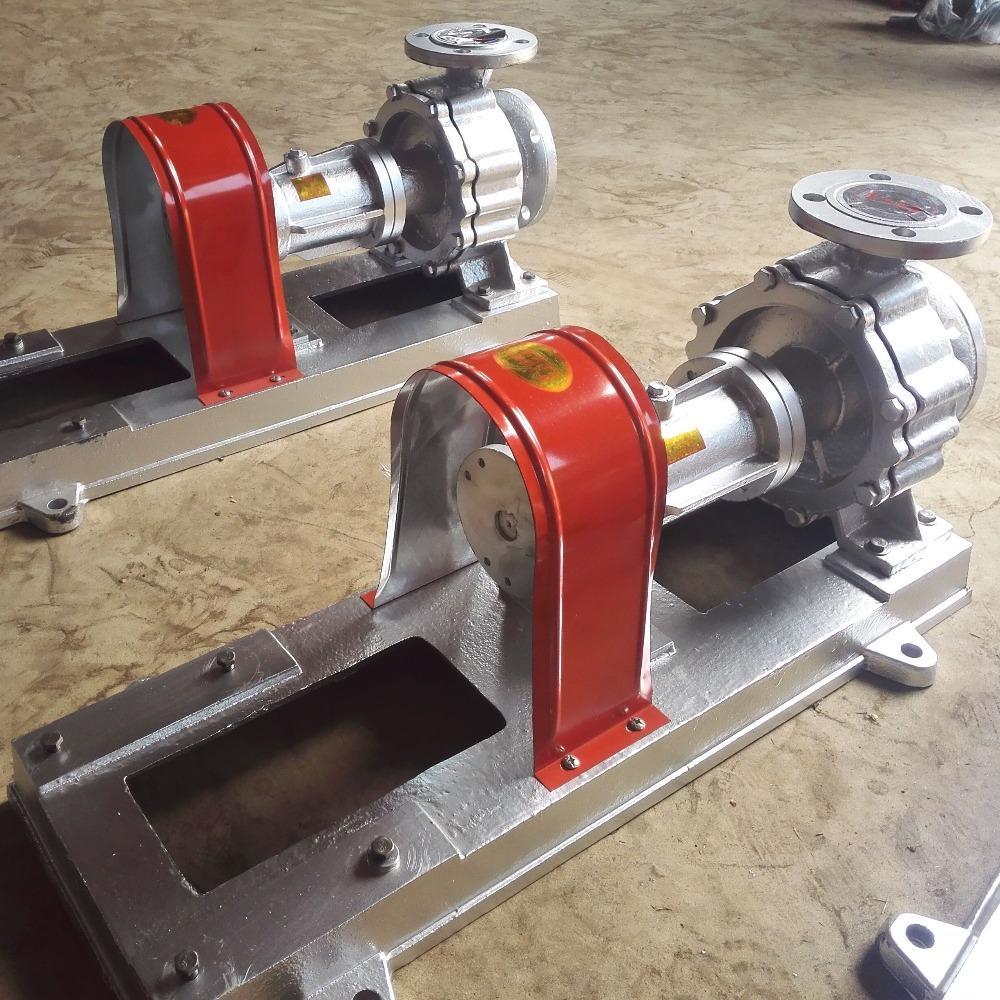 艾武泵业 不锈钢导热油泵 导热油循环泵 热油泵