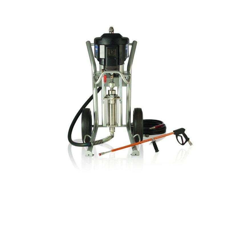 Hydra-Clean 高压清洗机-气动式高压清洗机 用于冲洗物料容器-混合罐或反应釜 高强度清洁