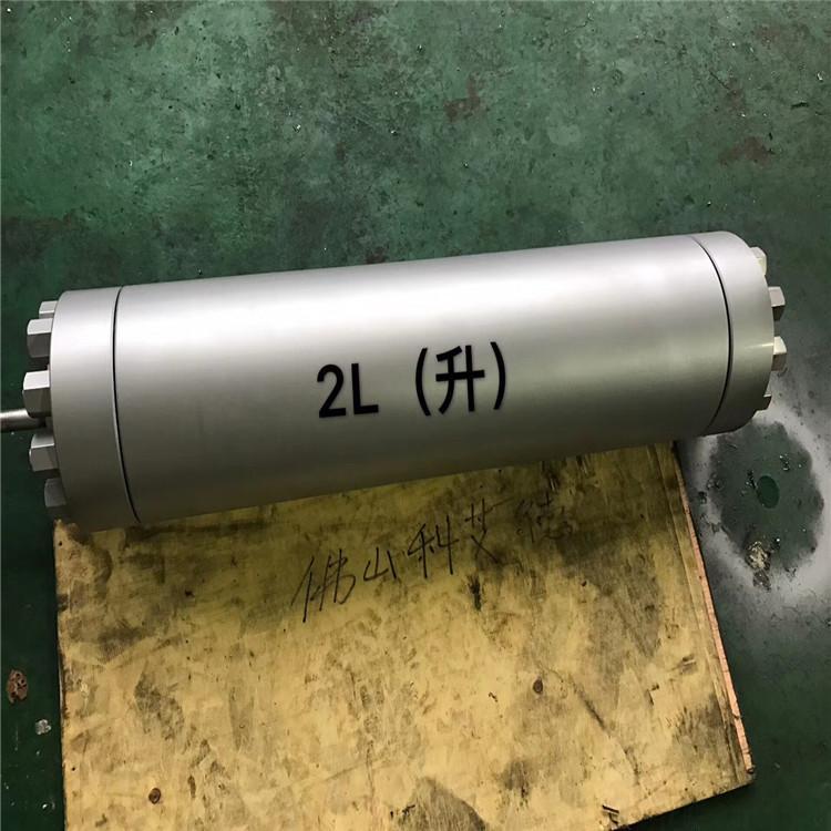 科艾德水刀储能器 水刀配件厂家生产直销水刀配套产品